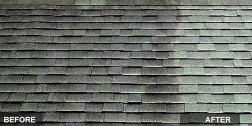 Roof Cleaning in Valparaiso